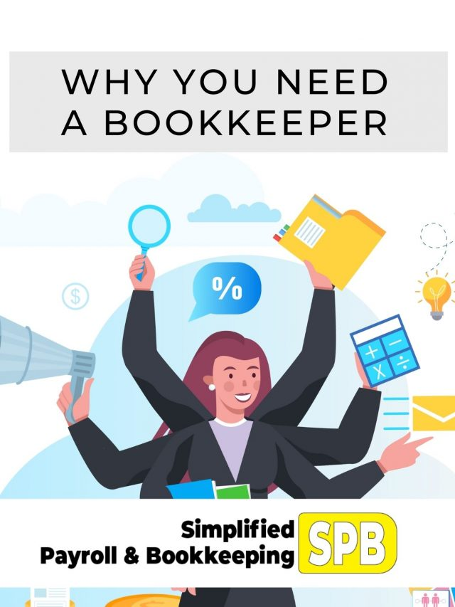 Read more about the article Why You Need a Bookkeeper