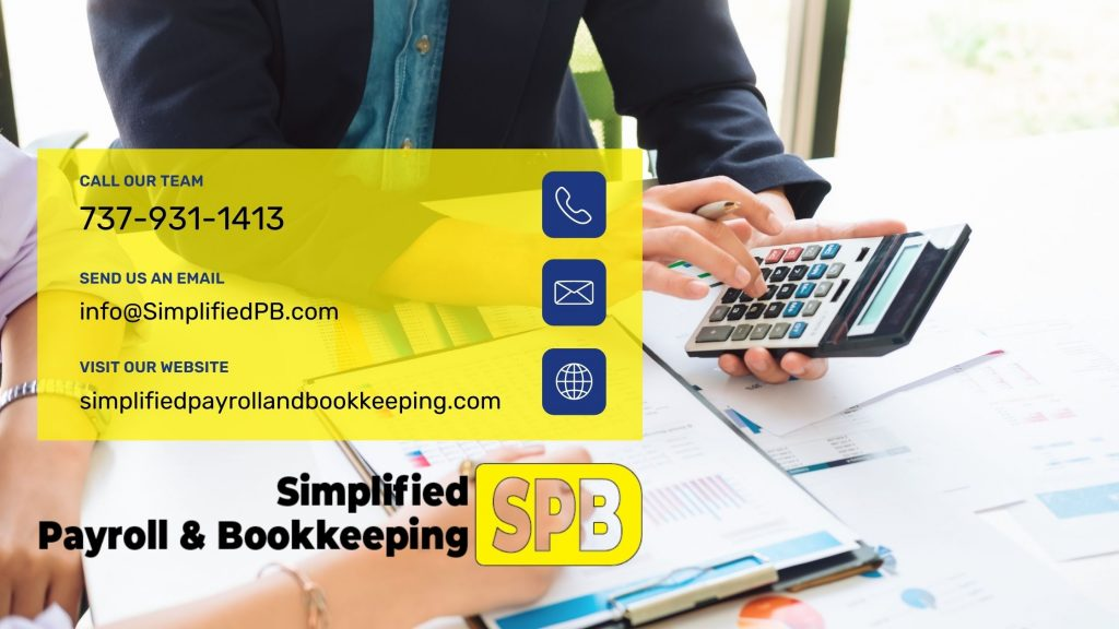 payroll and bookkeeping in Killeen, TX 1